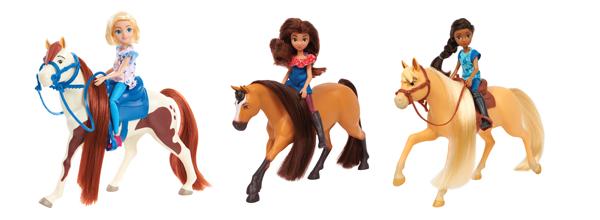 Spirit Riding Free Dolls