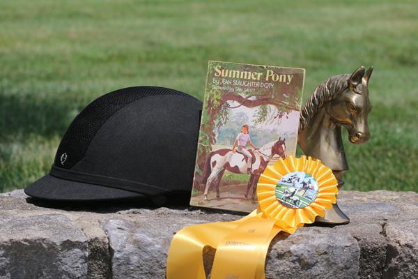 Summer Pony book