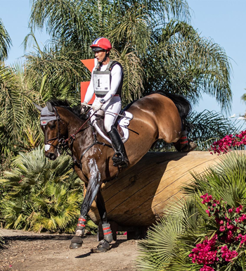 Tamie Smith and Elliot-V, become the 2020 USEF CCI3*-L Eventing National Champions