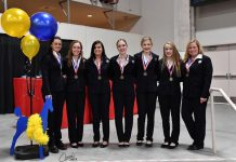U.S. Saddle Seat Invitational Test Event Stars Team