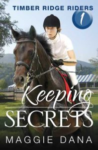 Timber Ridge Riders - Keeping Secrets