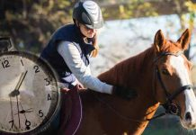 Time-Challenged Equestrians
