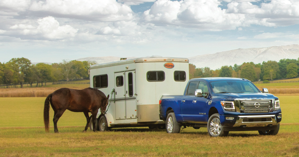 Truck That Can Tow a Horse Trailer