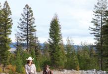 Trail Riding - Equestrians stress less