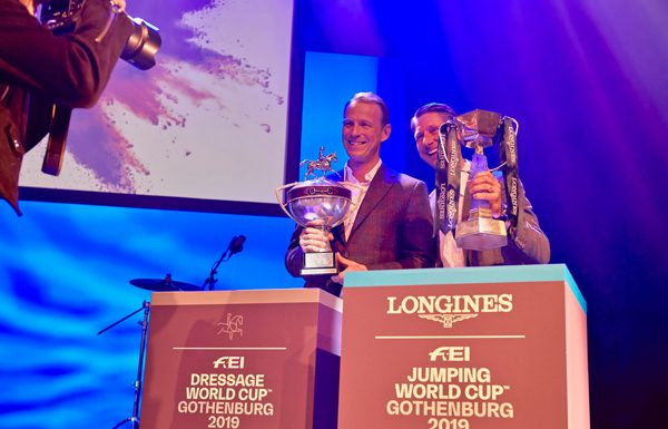 FEI World Cup Trophies
