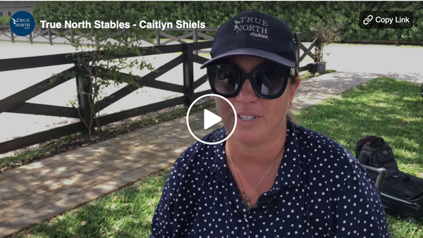Quarantine Tips Video from True North Stables