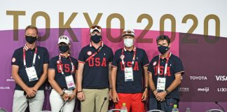 Team USA Press Conference