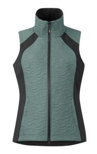 Unbridled Horse Quilted Vest