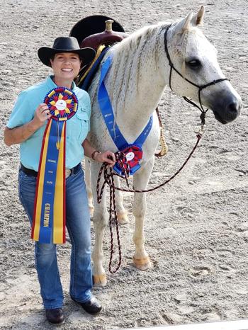 Virtual Horse Shows winner