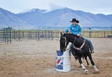 Walk, Ride, Rodeo Star - Amberley Snyder