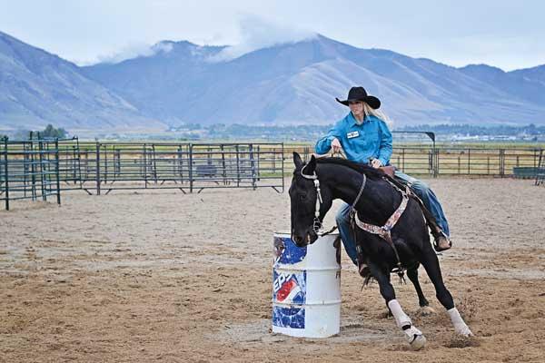 Walk, Ride, Rodeo Star - Amberley Snyder