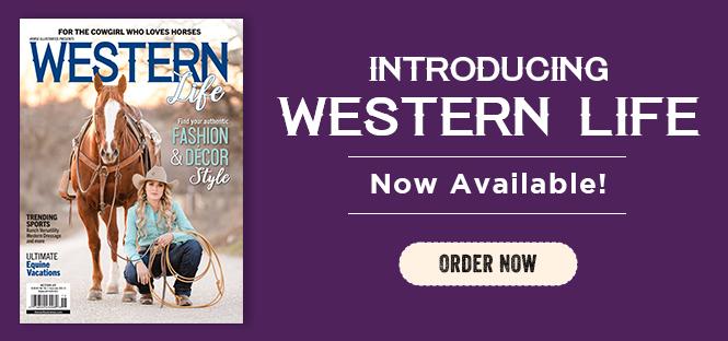Western Life magazine ad