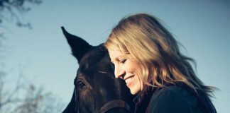 Woman and Horse ASPCA The Right Horse