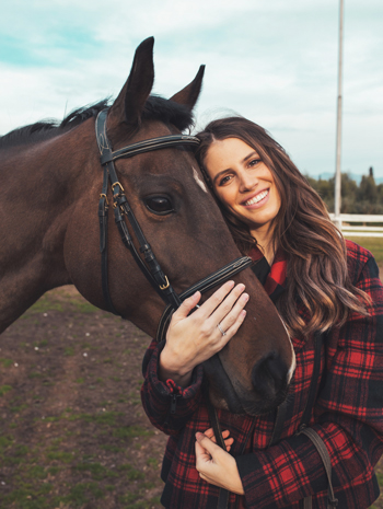 From horse-crazy girl to adult, women naturally gravitate to horses.