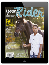 Fall 2020 Young Rider Digital