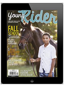 Fall 2020 Young Rider Digital