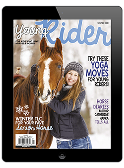 Young Rider Winter 2021 Digital Issue