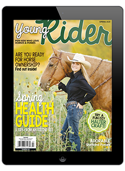 Young Rider Spring 2021 Digital issue