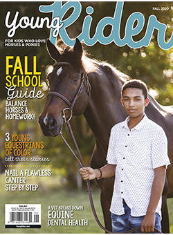 Fall 2020 Young Rider Print