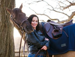 Heather Wallace Pony Hug - Poor Saddle Fit Article