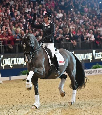 Valegro retires at Olympia