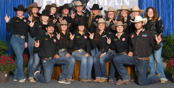 Texas Tech Road to the Horse Collegiate Colt Starting Challenge