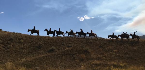 Wranglers on the horizon